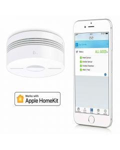 Eve Smoke - Connected Smoke & Heat detector with Apple HomeKit Technology