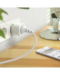 Eve Energy - Smart Plug & Power Meter with Apple HomeKit Technology