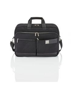 Titan: Power Pack laptop bag, grey / black