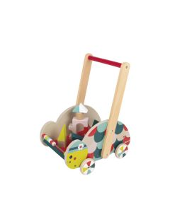 Baby forest - Turttle trolley