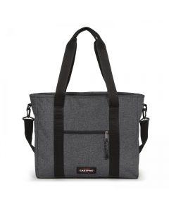 Eastpak: KERR shoulder bag, black denim