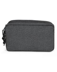 "Eastpak: ""SPIDER"" washbag, black denim"