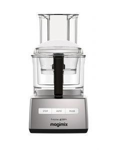 Magimix Cuisine Systeme 4200 Xl Food Processor - Matt Chrome