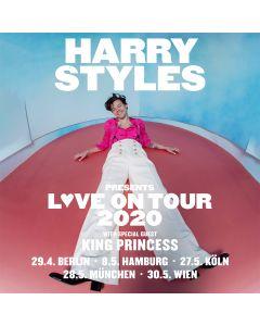 Barclaycard Arena Hamburg – Harry Styles 8. May 2020