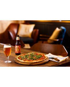 Pizza & a Pint at ibis Liverpool Centre Albert Dock