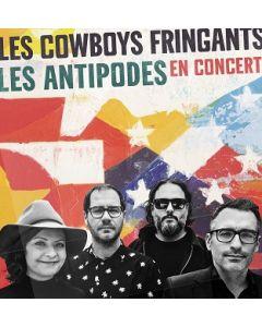 Les Cowboys Fringants - Paris - 20 March 2020