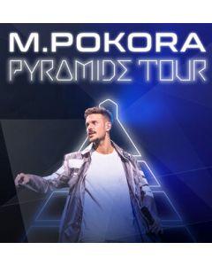 M. Pokora - Paris - 14th March 2020