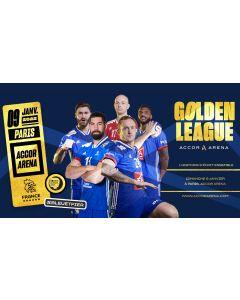 2 tickets - VIP Box - Golden League - 9 January 2022