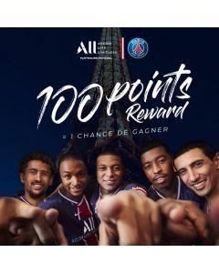 ALL-in the Game avec le Paris Saint-Germain !