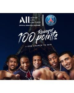 ALL-in the game with Paris Saint-Germain!