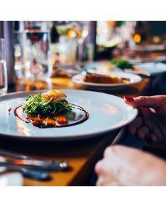 TASTE OF PARIS -  Dining  Experience Le Royal Monceau - Déjeuner du Samedi 18 Septembre 2021