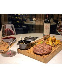 [SP] Pullman SP Guarulhos Airport: Prato Signature Base Steakhouse (p/1)