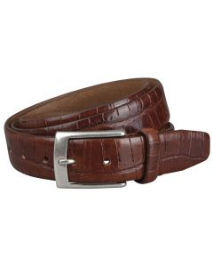 Castelijn & Beerens Croco Men's Belt