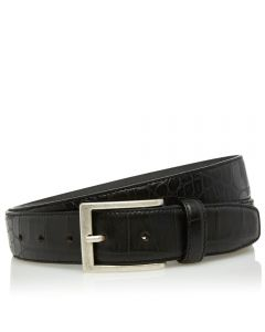 Castelijn & Beerens Men's Belt Croco