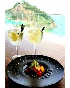 [RJ] Novotel Leme: Drinks & appetizer, Copacabana view / Tragos & aperitivos, vista a Copacabana (for 2)