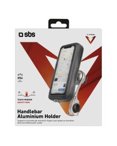 SBS Mobile Aluminum Bicycle Holder For Smartphones