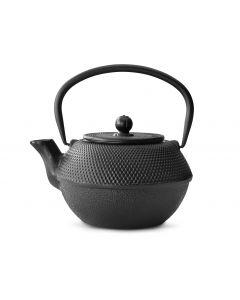 Bredemeijer Jang Cast-Iron Black Teapot, 1.2l