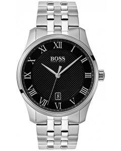 Hugo Boss Master Silver Stainless Steel Watch
