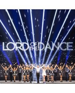 Barclaycard Arena Hamburg – Lord of the Dance 22. March 2020