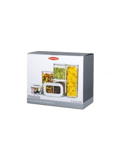 Mepal Storage Boxes Starter Set (5-pc)