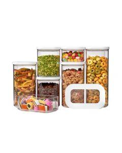 Mepal Storage Boxes Starter Set (7-pc)