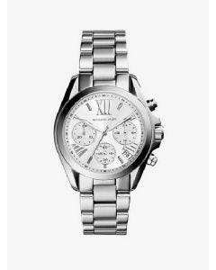 MK Mini Bradshaw Silver Tone Watch