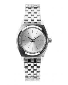 Nixon Small Time Teller All Silver 26mm
