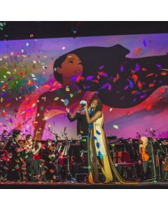 Barclaycard Arena Hamburg – Disney in Concert 15. March 2020