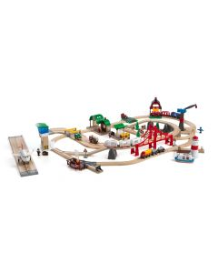 Brio Deluxe World Train Set