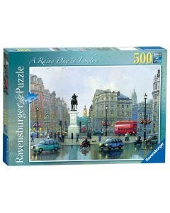 Ravensburger 500 Piece Jigsaw Puzzle London