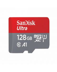 Sandisk MicroSDXC Ultra 128GB 100MB/s