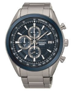 Seiko Chronograph Watch For Men