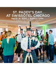 ST. PADDY'S DAY AT SWISSÔTEL CHICAGO