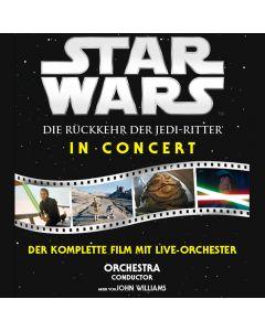 Barclaycard Arena Hamburg – Star Wars – The Return of the Jedi 11. April 2020
