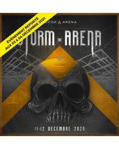 Storm The Arena - 3. & 4. Dezember 2021 - ALL Loge