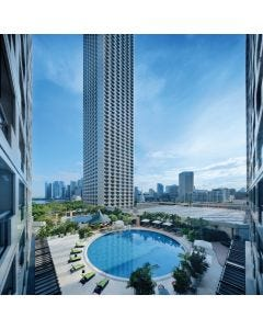 Dream stay at Fairmont Singapore (Weekend)