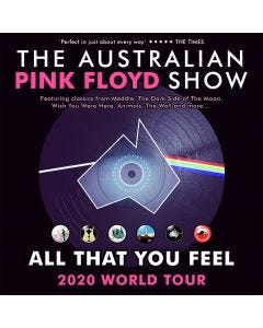 Barclaycard Arena Hamburg – The Australian Pink Floyd Show 26. March 2020