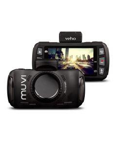 Veho Muvi KZ-1 Drivecam, Quad HD, GPS